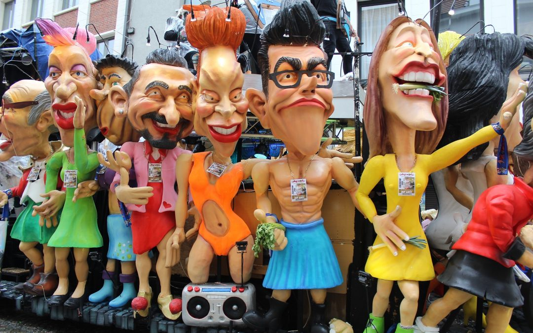 Celebrar o Carnaval em Portugal